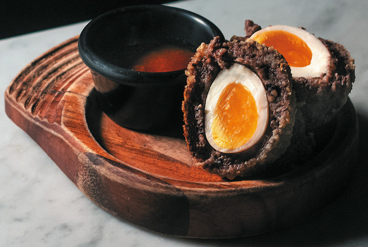 Black Rock Scotch Egg